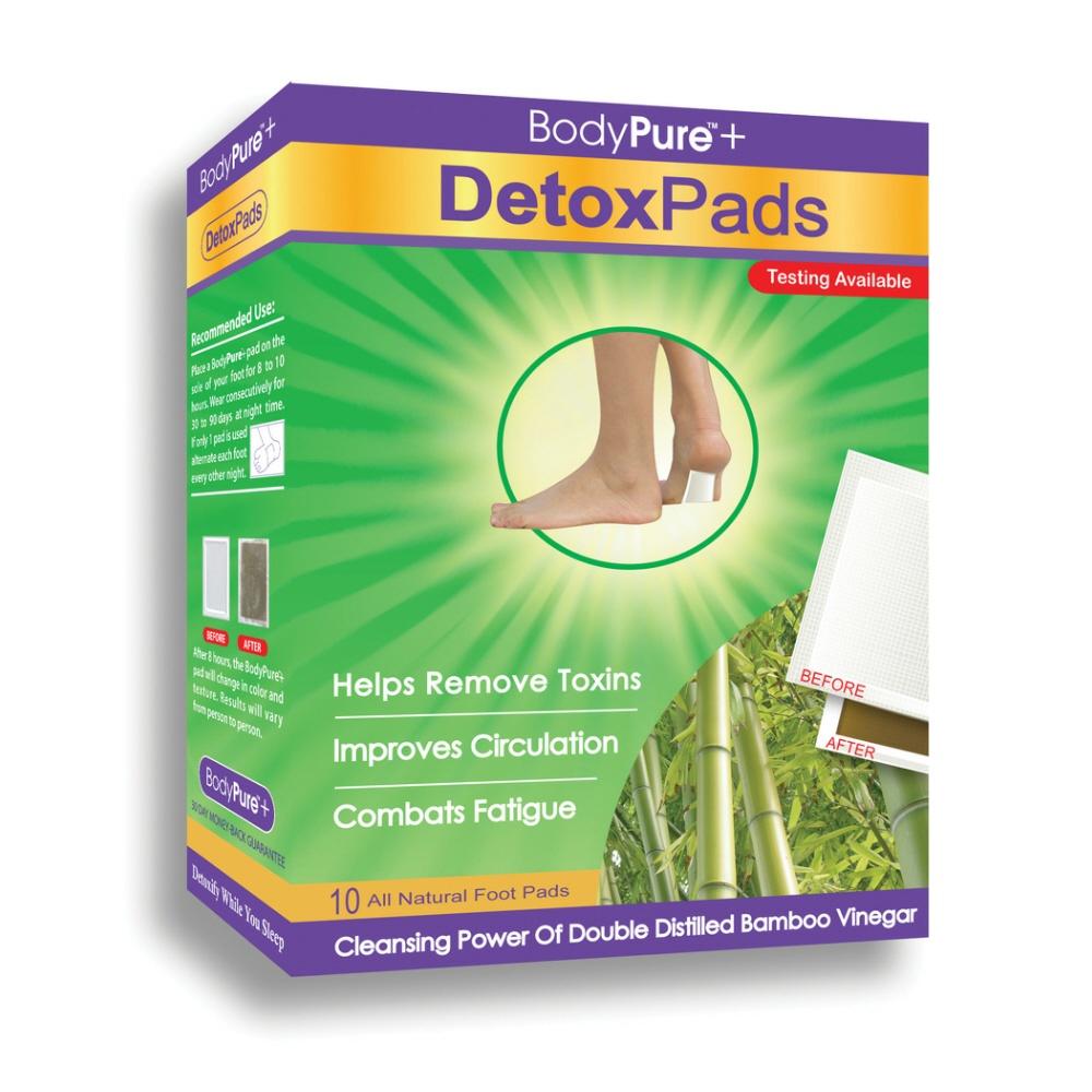 BodyPure Detox Pads