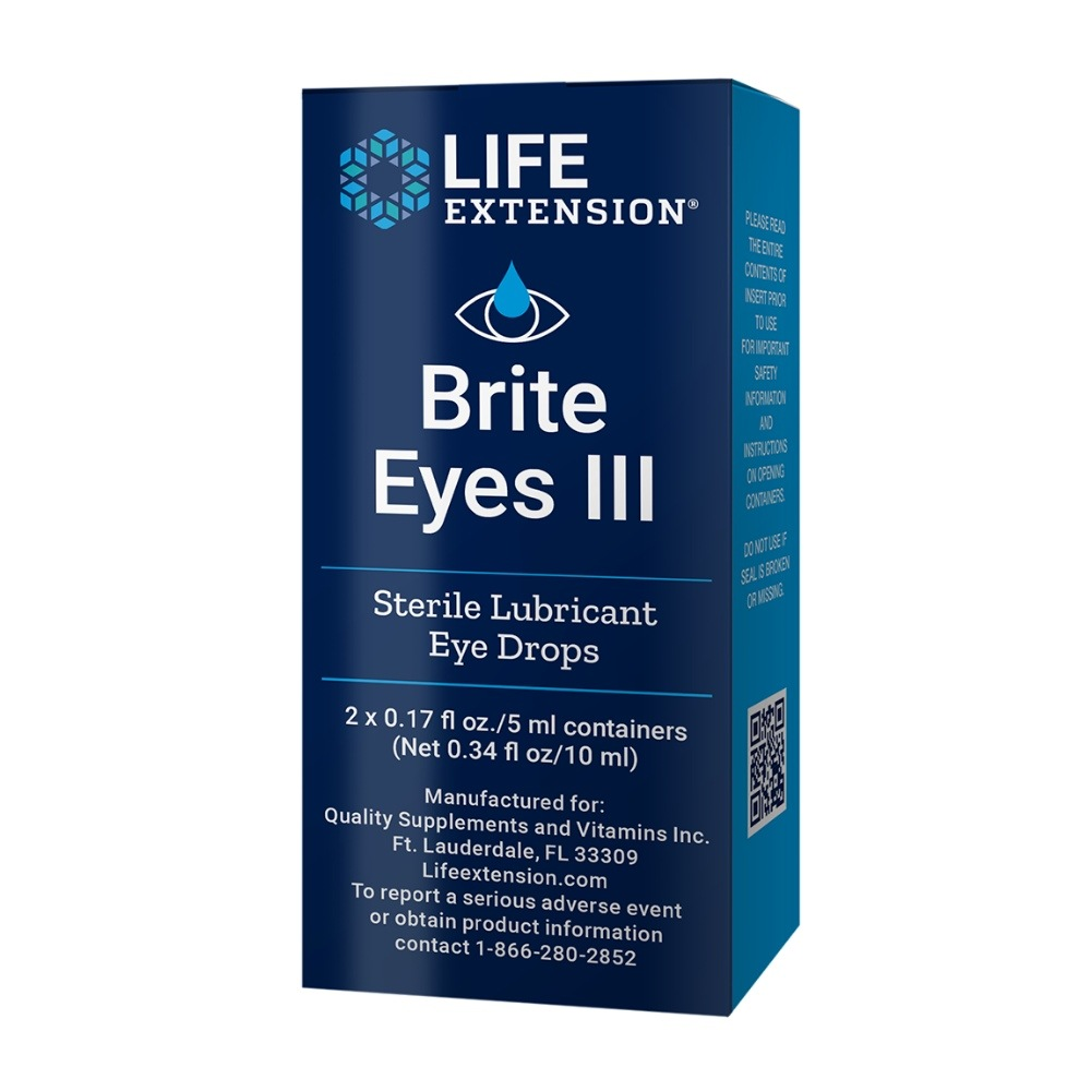 Brite Eyes III Eye Drops