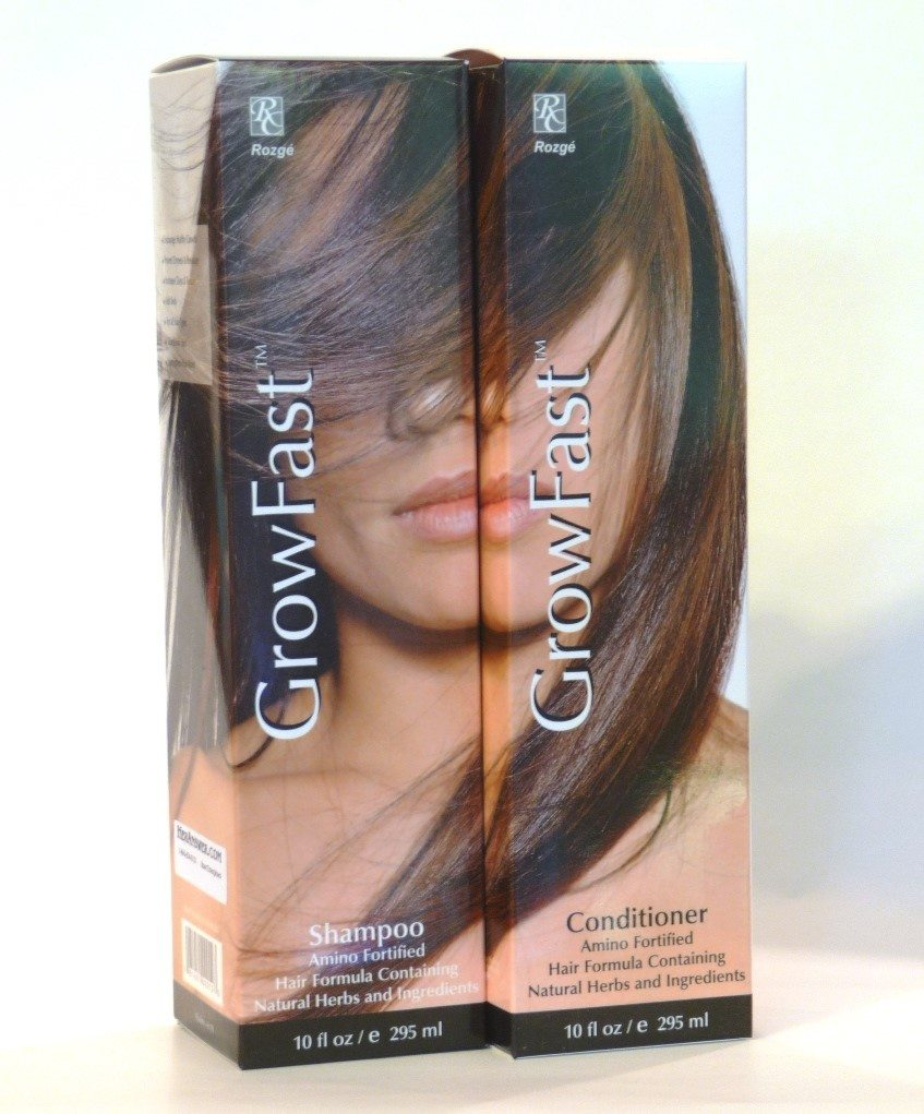 GrowFast Shampoo and Conditioner