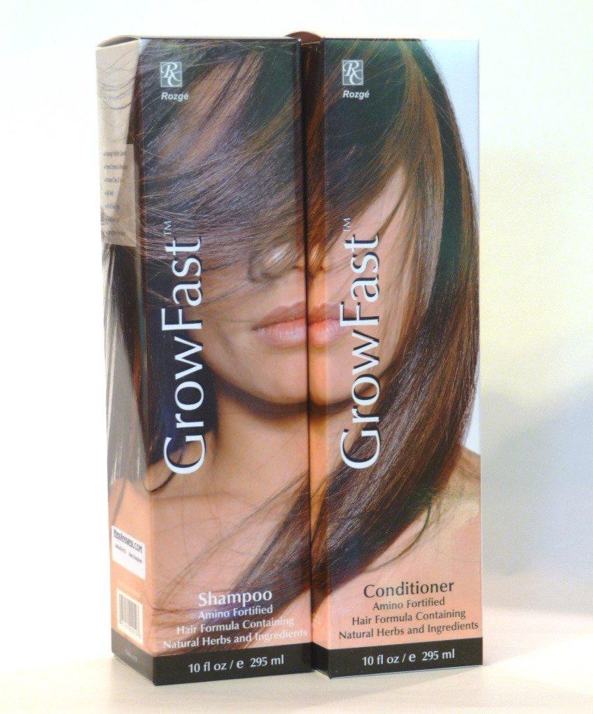 GrowFast Shampoo and Conditioner