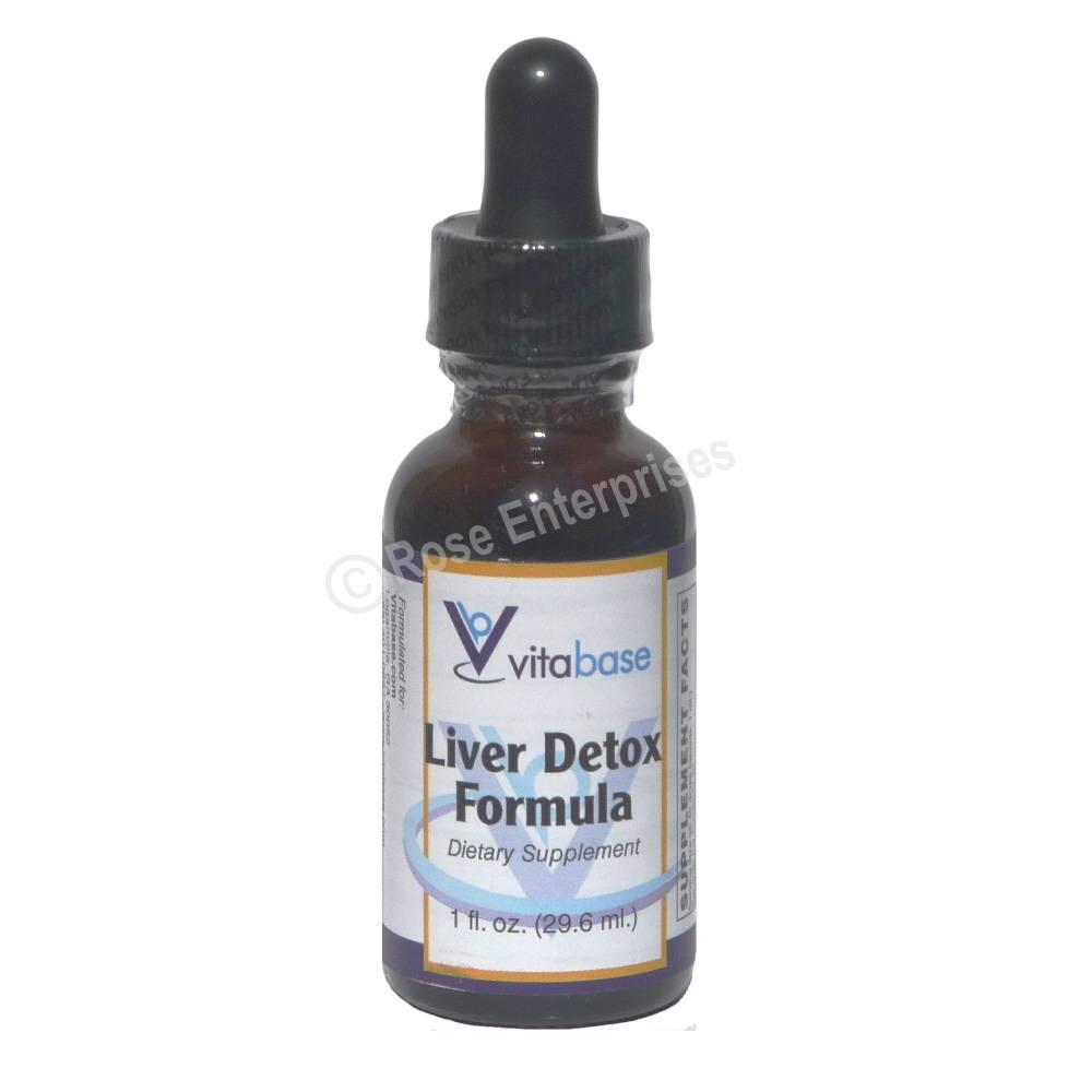 Vitabase Liver Detox Formula