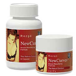 New Curves for Natural Breast Enhancement and to Increase Breast Size