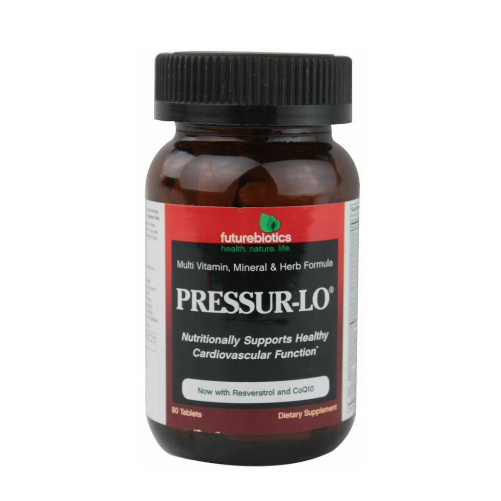 Pressur-Lo 90 Tablets