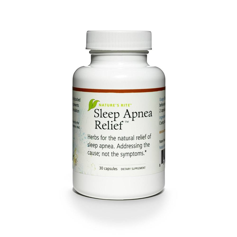 Natures Rite Sleep Apnea Relief