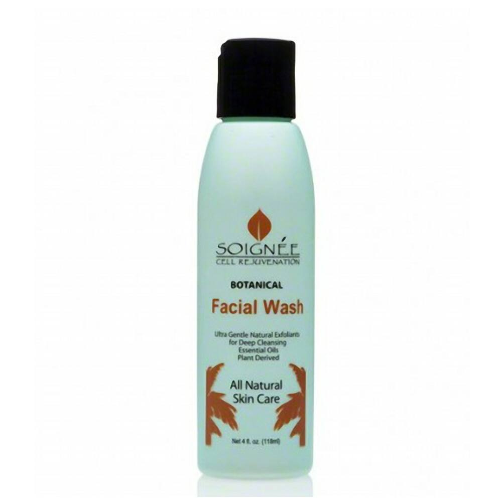 Soignee Botanical Facial Wash