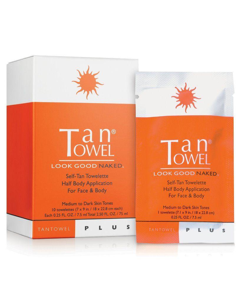 TanTowel Plus - Half Body