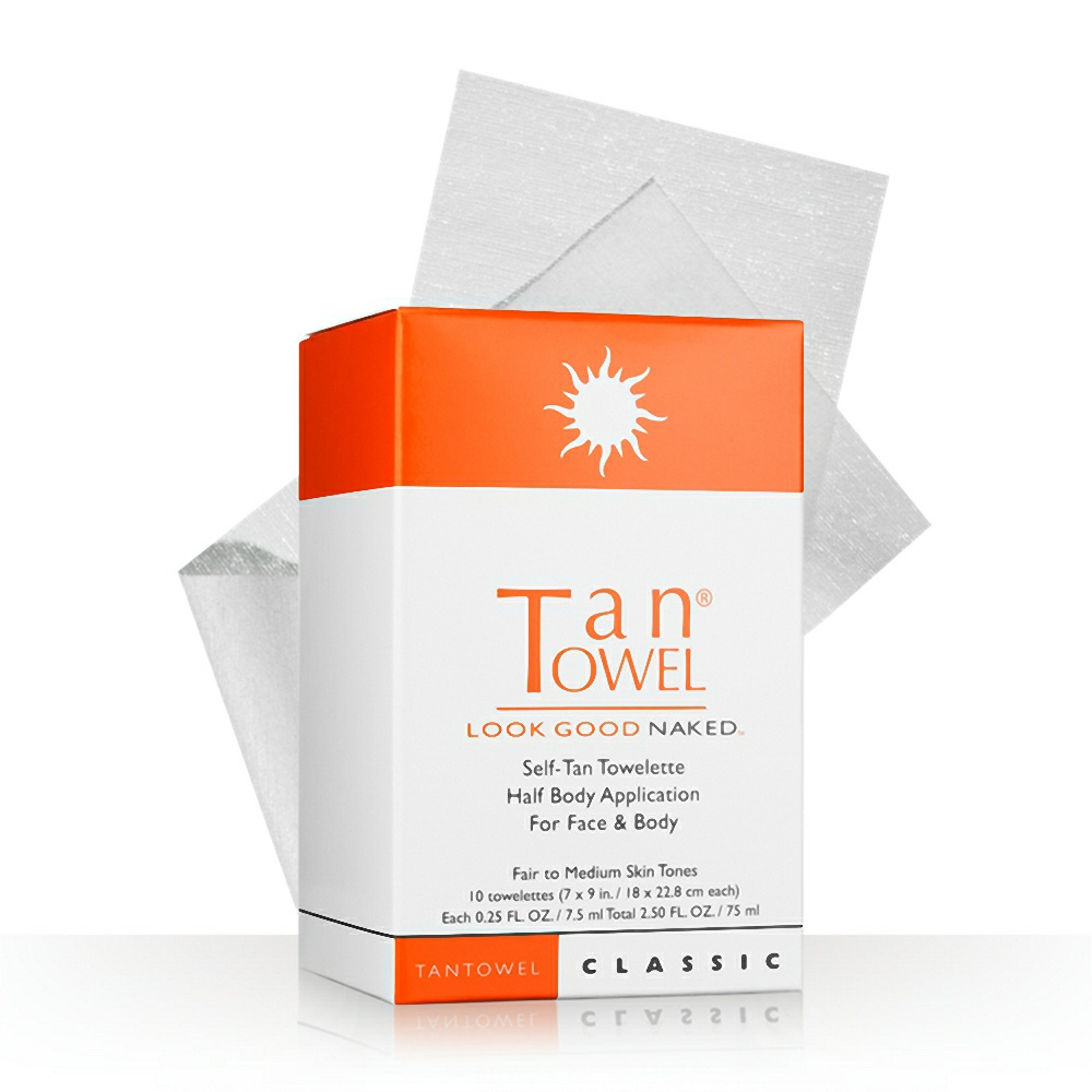 TanTowel Classic - Half Body