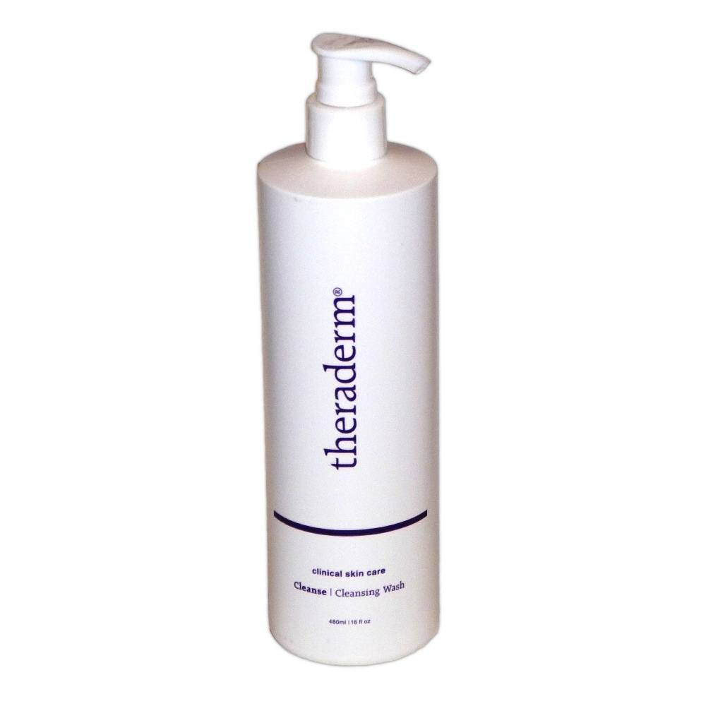 Theraderm Cleansing Wash 16 oz
