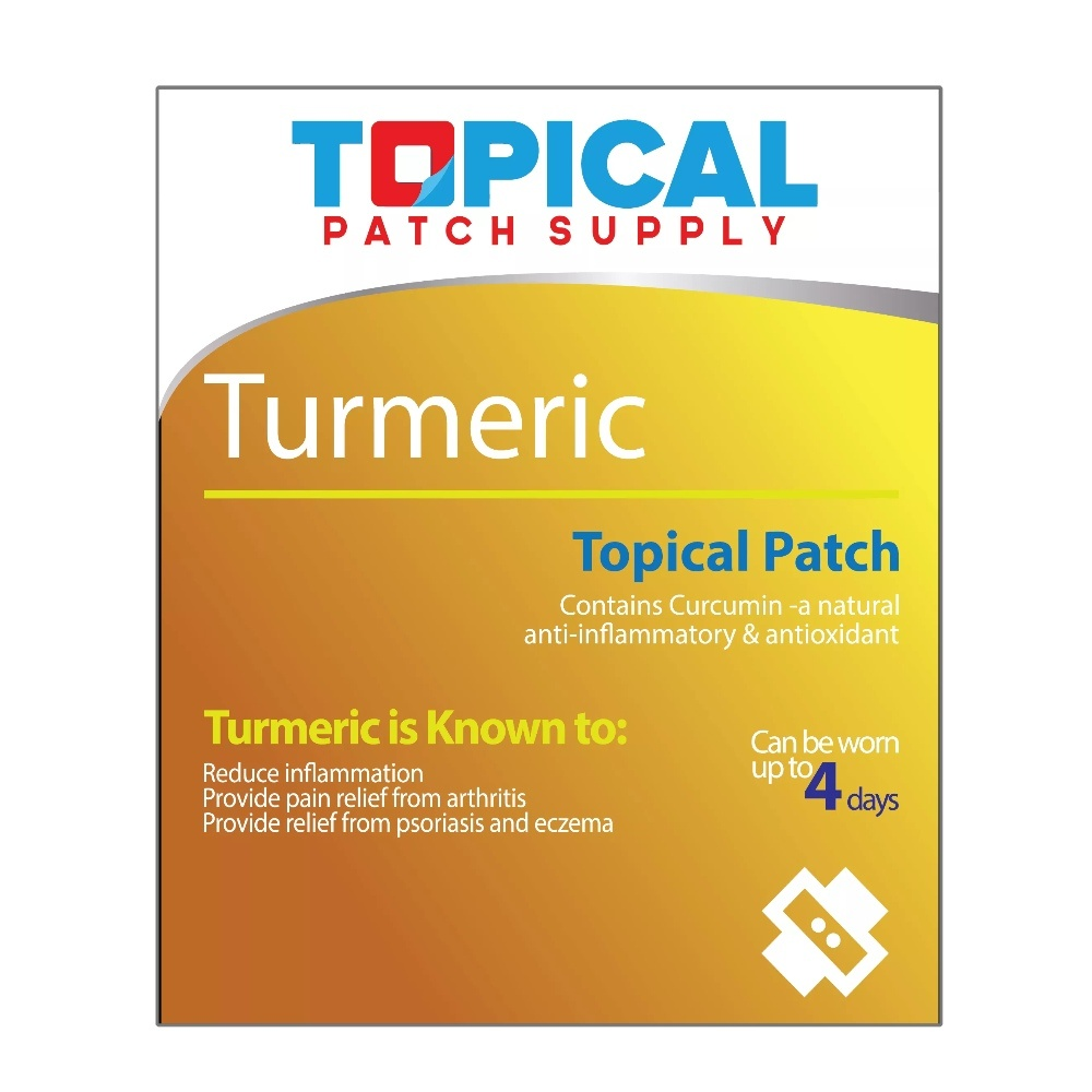 Turmeric Topical Patch