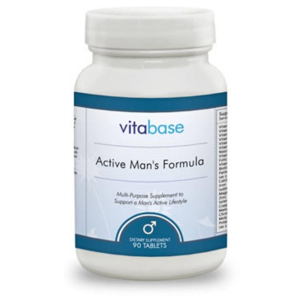 Vitabase Active Man's Formula