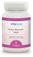 Vitabase Active Woman's Multi